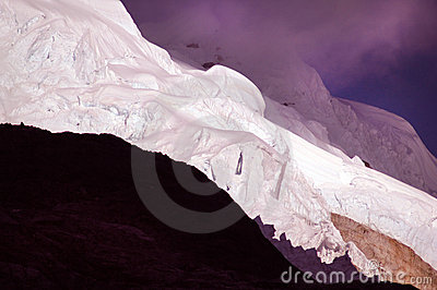 Cordillera Blanca Mountains Royalty Free Stock Photo - Image: 2907335