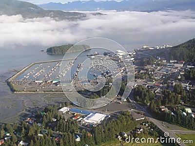 Cordova Boat Harbor, Alaska