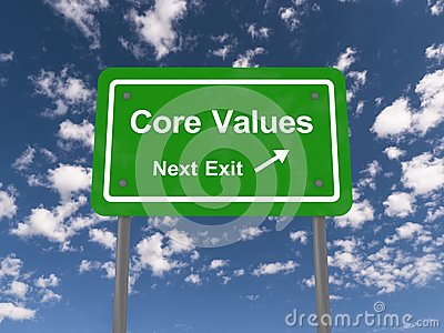 Core values next exit