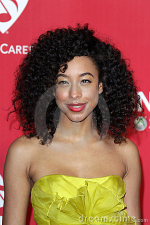 Corinne Bailey Rae Editorial Stock Image