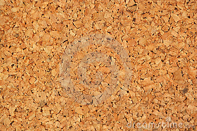 Cork backgroung abstract texture