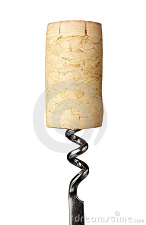 Free Cork Bottle Wine Opener Stock Photo - 10399200