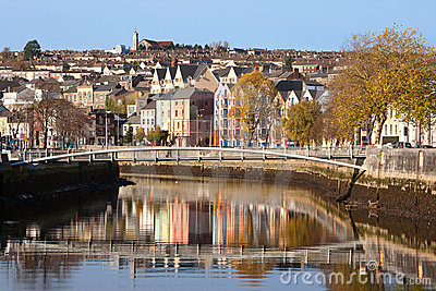 Cork City. Ireland