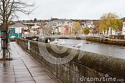 Cork City. Ireland