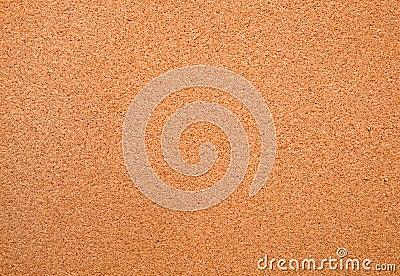 Cork, pin board