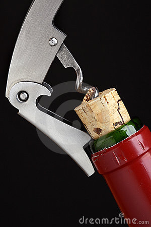 Cork-screw