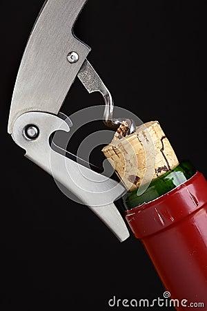Free Cork-screw Royalty Free Stock Image - 18939976