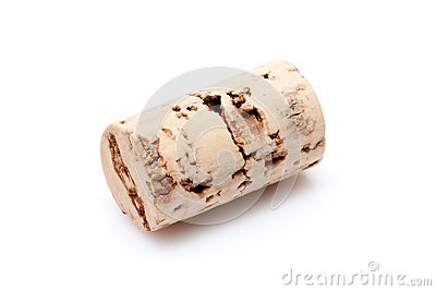 Cork of a wine bottle