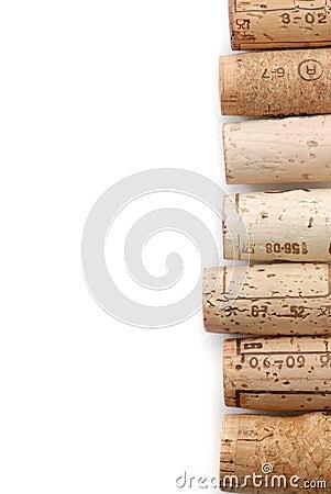 Free Corks Background Stock Image - 20993711