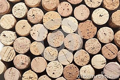 Corks texture