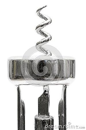 Corkscrew Detail