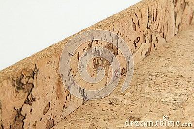Corkwood floor