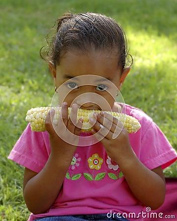 Free Corn Eater Stock Photos - 1524763