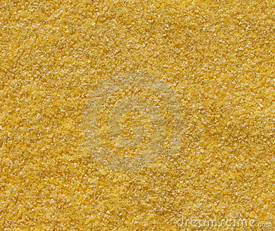 Corn flour background