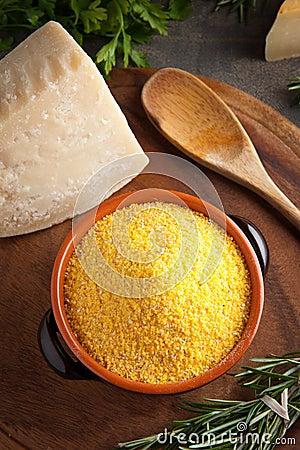 Corn Flour - Italian Polenta