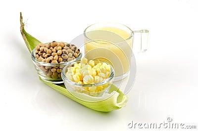 Corn milk.