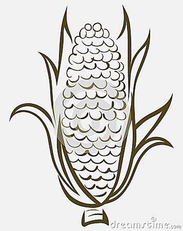 Corn symbol