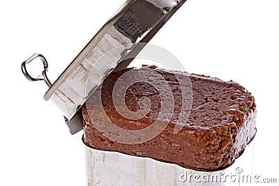 Corned Beef Isolated