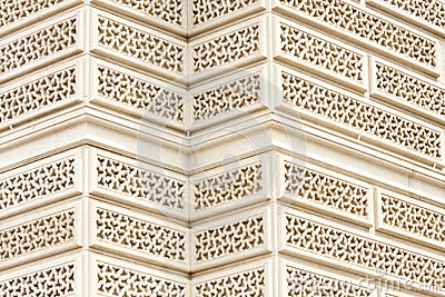 Corner Detail on Library of Congress Building
