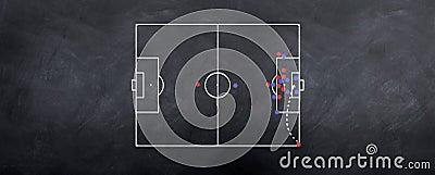 Corner Kick Strategy | RM.