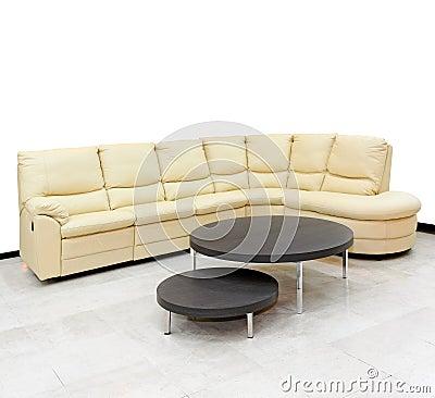 Corner settee