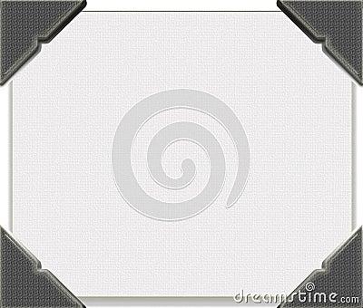 Corners On Desktop Canvas