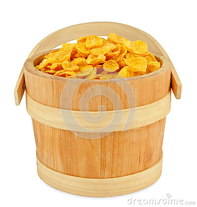 Free Cornflakes Royalty Free Stock Photography - 57068217