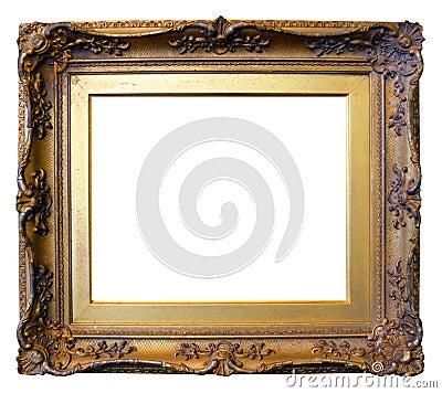 Cornice Antica Fotografie Stock - Immagine: 6806113