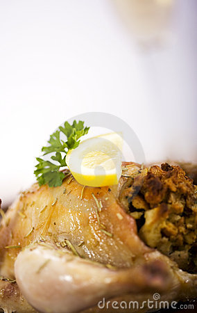Free Cornish Game Hen Stock Images - 4738434
