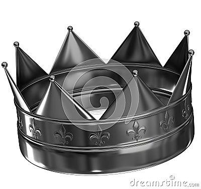 Coroa de prata