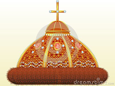 Corona de tsar ruso