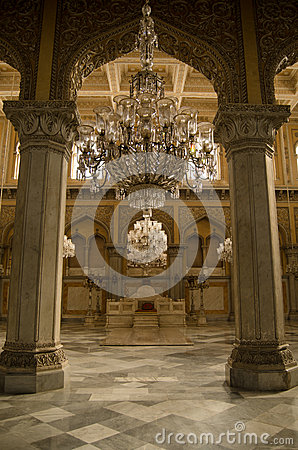 Coronation Hall, Chowmahalla Palace