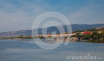 Coronini village