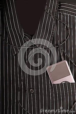 Corporate Audio player