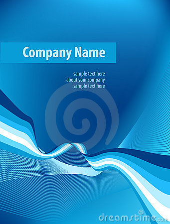 Free Corporate Business Template Background Royalty Free Stock Photos - 17512328