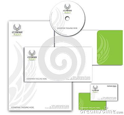 Corporate Identity Design 001