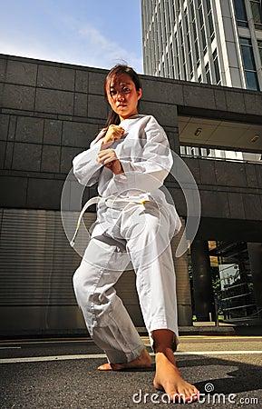 Corporate Karate 11