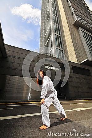 Corporate Karate 2
