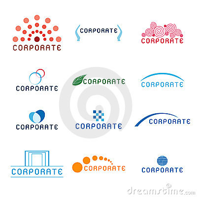 Free Corporate Logos Stock Images - 6809224