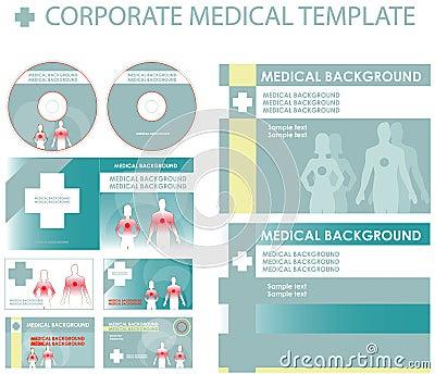Corporate medical presentation