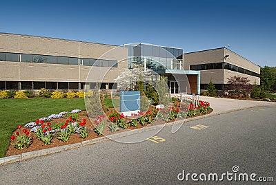 Corporate Offive building