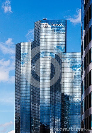 Corporate Skyscrapers Editorial Image