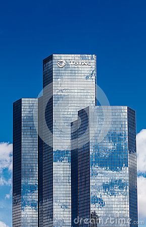 Corporate Skyscrapers Editorial Photography