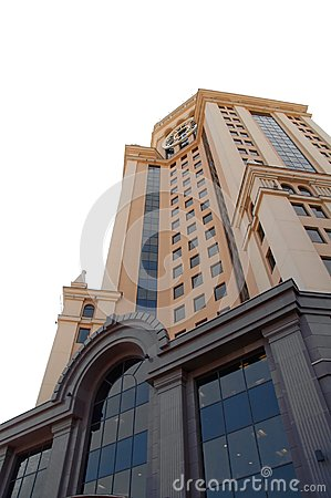 Corporate tower