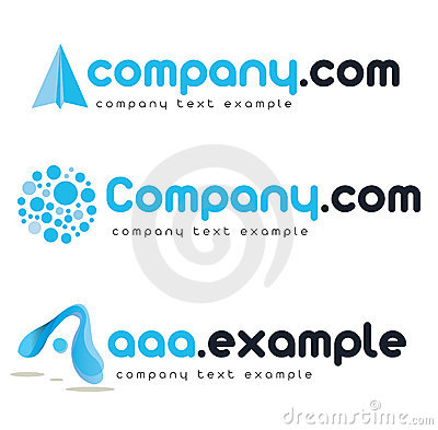 Corporate vector logo