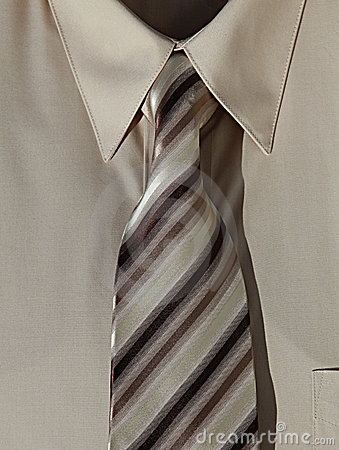 Corporate Wear - Shirt and Tie