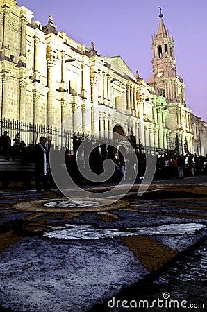Corpus Christi- Arequipa, Peru
