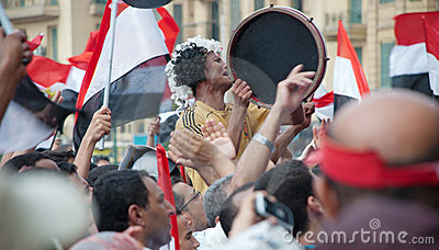 Correcting The Path Of Revolution. Sep 9, 2011 Editorial Stock Image