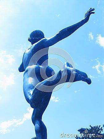 Corredor 03 de la estatua