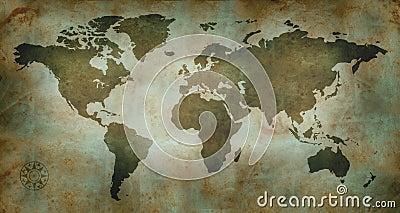 Correspondencia de la cultura del mundo
